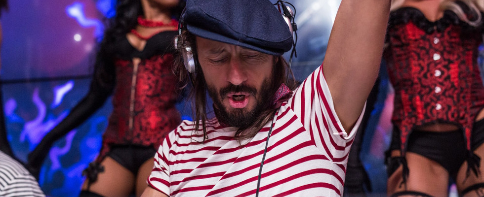 Bob Sinclar At Wall Miami
