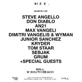 Miami Music Week 2015: Steve Angello + AN21 + Many More…