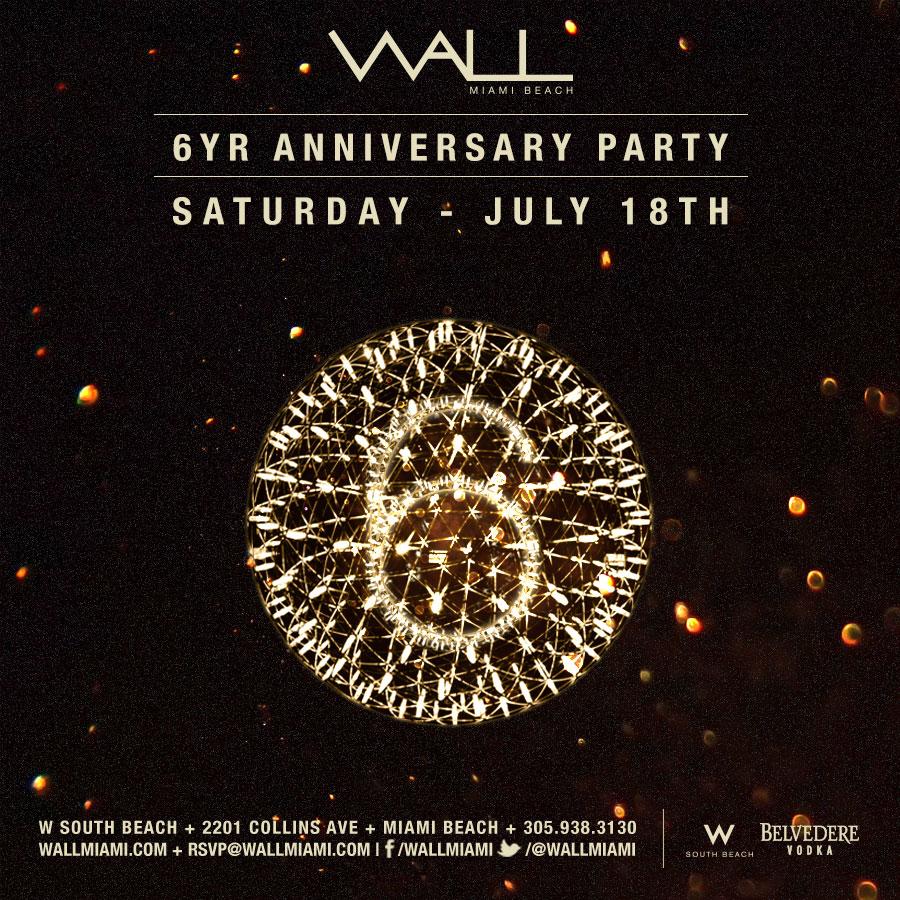 WALL 6yr Anniv and Swim Fashion Week